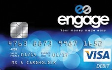 Engage Pre Paid Card